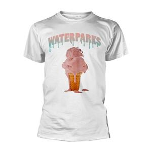 T-Shirt Unisex Waterparks. Ice Cream