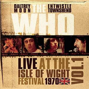 Live at the Isle of Wight vol.1 - Vinile LP di Who