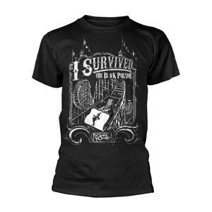 T-Shirt Unisex Tg. L My Chemical Romance. I Survived