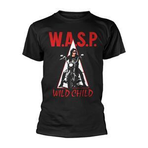 T-Shirt Unisex Tg. XL Wasp. Wild Child