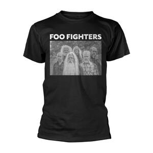 T-Shirt Unisex Tg. L Foo Fighters. Old Band