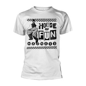T-Shirt Unisex Tg. 2XL Madness. Baggy House Of Fun