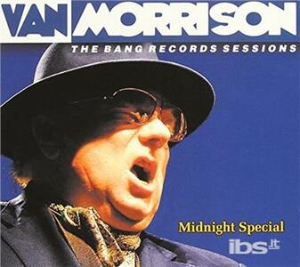Midnight Special. Bang Records Sessions - Vinile LP di Van Morrison
