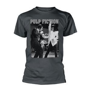 T-Shirt Unisex Tg. XL Pulp Fiction. Dancing