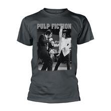 T-Shirt Unisex Tg. L Pulp Fiction. Dancing