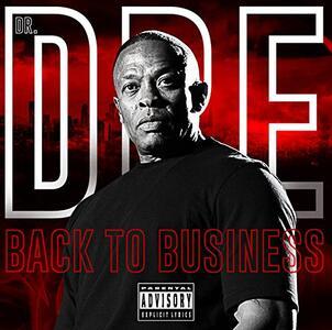 CD Back to Business Dr. Dre