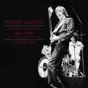 Pros & Cons of New York vol.1 - Vinile LP di Roger Waters
