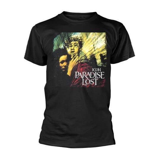 T-Shirt Unisex Tg. 2XL Paradise Lost. Icon
