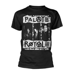 T-Shirt Unisex Tg. XL Palaye Royale. Photocopy