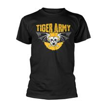 T-Shirt Unisex Tg. XL Tiger Army. Skull Tiger
