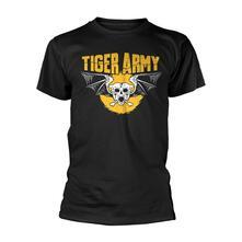 T-Shirt Unisex Tg. S Tiger Army. Skull Tiger
