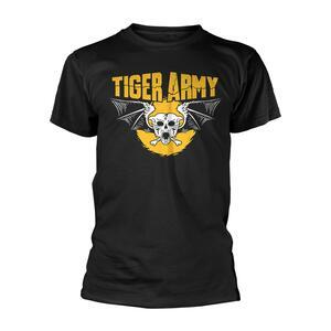 T-Shirt Unisex Tg. L Tiger Army. Skull Tiger