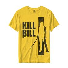 T-Shirt Unisex Tg. 2XL Kill Bill. Silhouette