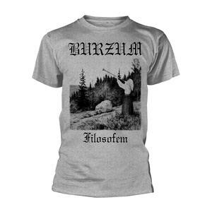 T-Shirt Unisex Tg. S Burzum. Filosofem 3 2018