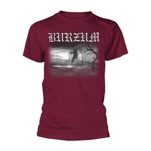 T-Shirt Unisex Tg. 2XL Burzum. Aske 2013