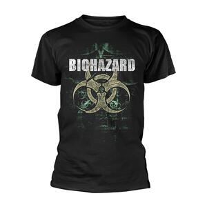 T-Shirt Unisex Tg. XL Biohazard. We Share The Knife