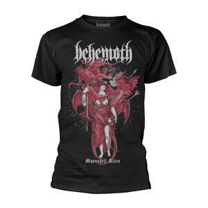 T-Shirt Unisex Tg. L Behemoth. Moonspell Rites