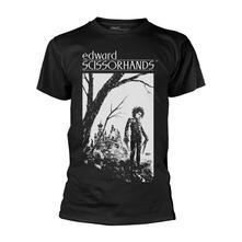 T-Shirt Unisex Tg. L Edward Scissorhands - Hilltop
