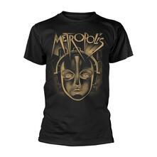 T-Shirt Unisex Tg. L Plan 9 - Metropolis - Face