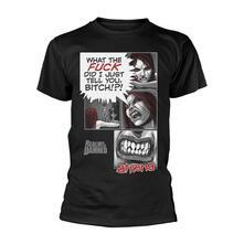 T-Shirt Unisex Tg. M Realm Of The Damned - Athena