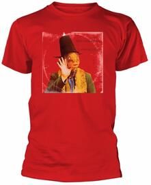 T-Shirt Unisex Tg. S Captain Beefheart & His Magic Band - Trout Mask Replica