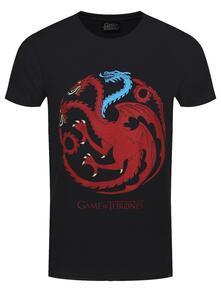 T-Shirt Unisex Tg. S. Game Of Thrones: Ice Dragon