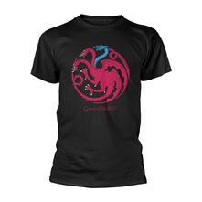 T-Shirt Unisex Tg. L. Game Of Thrones: Ice Dragon