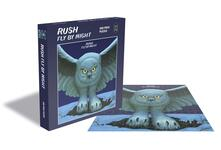 500 Piece Jigsaw Puzzle Rush Fly By Night