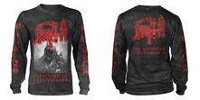 Maglia Manica Lunga Unisex Tg. M Death: The Sound Of Perseverance