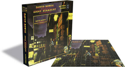 Bowie David The Rise And Fall Of Ziggy (500 Piece Puz