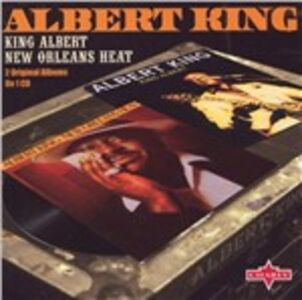 Foto Cover di King Albert & New Orleans Heat, CD di Albert King, prodotto da Charly