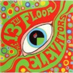 The Psychedelic Sounds of the 13th Floor - Vinile LP di 13th Floor Elevators