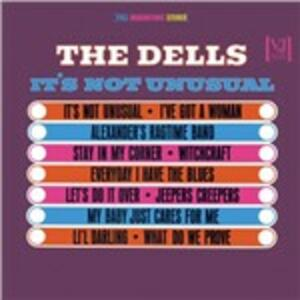 It's not Unusual - Vinile LP di Dells