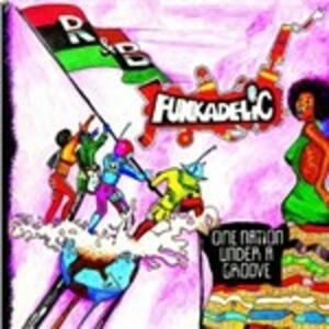 One Nation Under a Groove - Vinile LP di Funkadelic