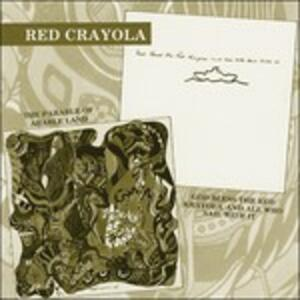 The Parable of the Arable Land - Vinile LP di Red Crayola