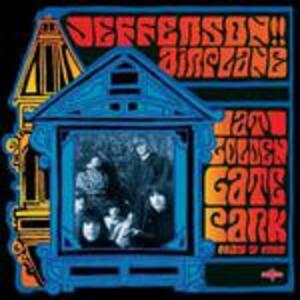 At Golden Gate Park - Vinile LP di Jefferson Airplane