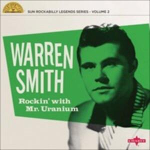 Rockin' with mr - Vinile 10'' di Warren Smith