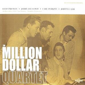 Million Dollar Quartet - Vinile 10'' di Million Dollar Quartet