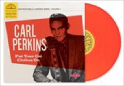 Put Your Cat - Vinile 10'' di Carl Perkins