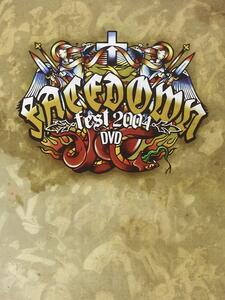 Facedown Fest 2004 (2 DVD) - DVD