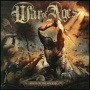 Pride Of The Wicked - Vinile LP di War of Ages