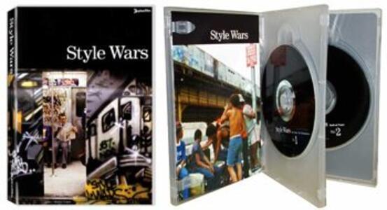 Style Wars (2 DVD) - DVD