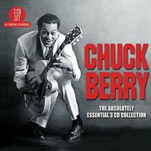 The Absolutely Essential Collection - CD Audio di Chuck Berry