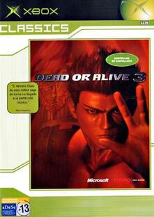 Medusa Film Dead Or Alive 3 X-box videogioco Xbox Basic ITA