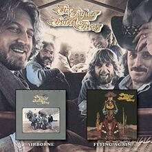 Airborne - Flying Again - CD Audio di Flying Burrito Brothers