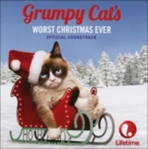 CD Grumpy Cat's Worst Christmas Ever