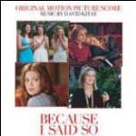 Cover CD Colonna sonora Perché te lo dice mamma