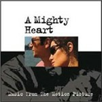 Cover CD A Mighty Heart - Un cuore grande
