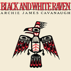Black and White Raven - Vinile LP di Archie James Cavanaugh