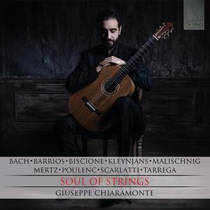 Soul of Strings - CD Audio di Giuseppe Chiaramonte